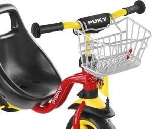 Koszyk LK DR na kierownicę do rowerków trójk. i hulajnóg PUKY - 2887018053