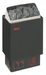 """Helo cup (6-8 kW)- piec do sauny suchej i 'mokrej"""". Sterowanie na piecu - 2823012253"""