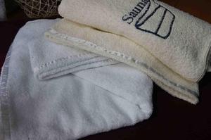 SAUNA ręcznik 70x140 ECRI - 2823012289