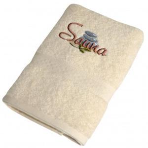 "SAUNA ręcznik 100x180 ""Peggy sauna"" - 2823012155"