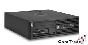 HP Z220 Intel Xeon E3-1240 v2 3,4 GHz / 16 GB / 240 SSD + 2 TB / DVD / Win7 Prof. + Quadro - 2844471835