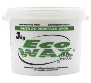 Pasta montażowa do opon ECO-WAX 3kg - 3 kg - 2847265442