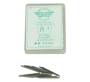Nożyki do wyrzynarki PSO R-1 3-5mm - R-1 - 2847265493