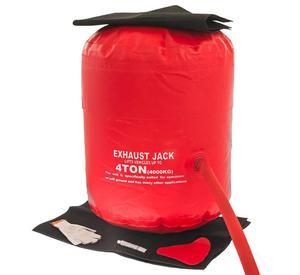 Podnośnik Pneumatyczny Spalinowy Balonowy 4 Tony Off-Road - 4 tony - 2847266638