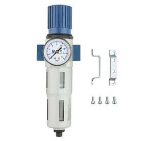 Reduktor ciśnienia z odwadniaczem RQS 1/2 cala - 2847266668