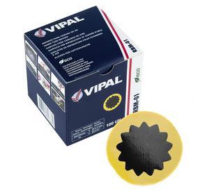 Łatki do dętek Vipal 25mm RBM01 100szt - fi 25 mm - 2847266724