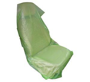 Pokrowce foliowe na fotele siedzenia BOLL 250 szt - na fotele - 2847265634