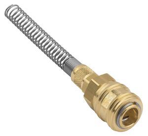 Szybkozłączka z okuciem sprężynowym na wąż 6-8mm typ 26 Rectus - Nypel z zaciskiem 6x8 mm - 2847265764
