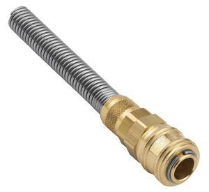 Szybkozłączka z okuciem sprężynowym na wąż 8-10mm typ 26 Rectus - Nypel z zaciskiem 8x10 mm - 2847265765