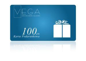 Karta Podarunkowa o wartości 100 PLN - 2826016127
