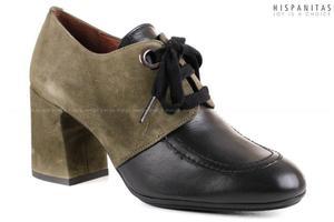 53a3f4c1e1128 PÓŁBUTY HISPANITAS HI75799 GEENA BLACK NOWOŚĆ - Dobierz buty do torebki  Hispanitas