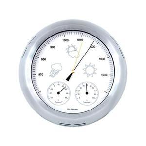 Aluminiowa Stacja Pogody z Barometrem - 2827615189