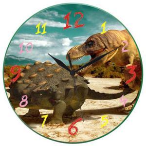 Zegar naścienny Dinozaur #2 - 2827615259