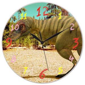 Zegar naścienny Dinozaur #3 - 2827615260
