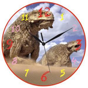 Zegar naścienny Dinozaur #4 - 2827615261