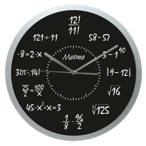 Zegar naścienny #1 kocham matmę - 2827615275