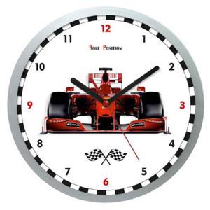 Zegar naścienny sport Pole Position - 2827615103