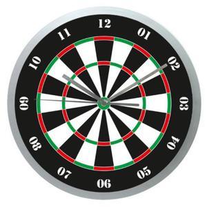 Zegar naścienny sport Czas na Rzutki - 2827615104