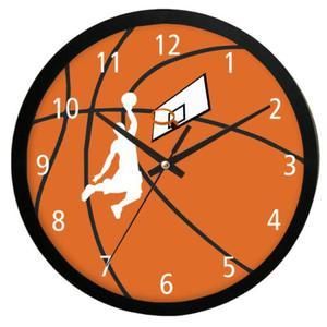 Zegar ścienny sport Koszykówka #1 - 2827615105