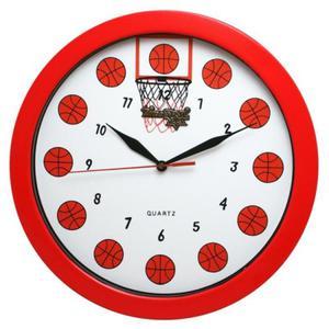 Zegar ścienny sport Koszykówka #2 - 2827615106