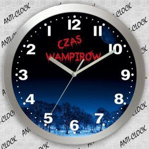 Antyzegar aluminiowy SLIM czas wampirów - 2827615435