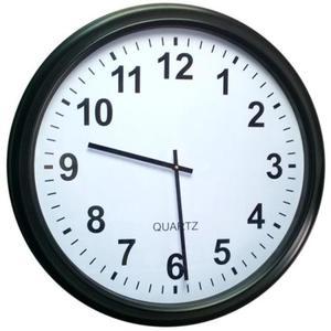 Zegar ścienny gigant 650mm black - 2827615483
