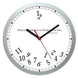 Zegar naścienny CZAS STRACONY - 2827615124