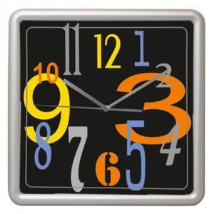 Zegar ścienny kwadrat Tarcza #1 - 2827615138