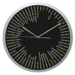 Zegar ścienny okrągły Liczydło #2 - 2827615142
