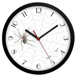Zegar ścienny pająk SPIDER TIME - 2827615146