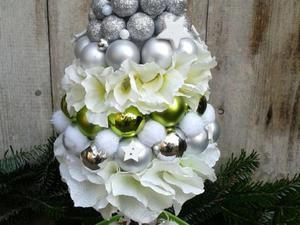 choinka dekoracyjna drzewko - 2827512775