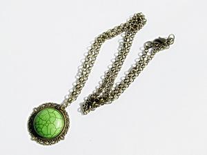 zielony howlit na szyj - 2827518846
