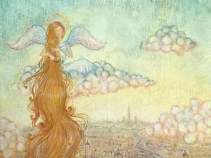 """""""Anioł czeszący włosy"""" - 2827521321"""