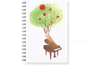 Zaczarowant Fortepian... notes a5 - 2827522137