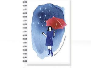 po deszczu TĘCZA... notes A5 - 2827523033