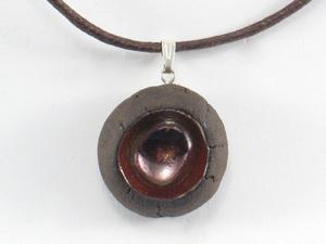 Naszyjnik ceramiczny, Wisior ceramiczny - 2827538348