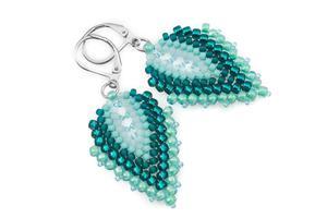 Kolczyki koralikowe  - 2861153510
