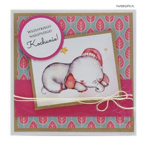 Kartka na urodziny dziecka  - 2861162287