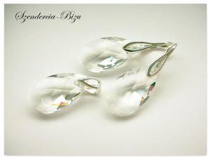 Komplet Swarovski PearShaped 22mm Crystal - 2846536760