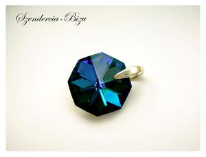 Zawieszka Preciosa Crystals Octagon 14mm - 2835871623