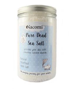 Nacomi-Naturalna Sól do Kąpieli 1400g Nacomi-Naturalna Sól do Kąpieli - 2862643722