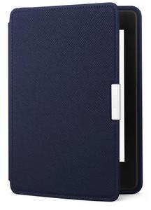 Amazon Kindle Oryginalne skórzane etui Kindle Paperwhite Granatowe - 2834923182
