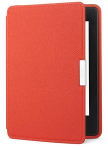 Amazon Kindle Oryginalne skórzane etui Kindle Paperwhite Czerwone - 2835173881