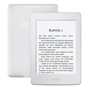Amazon Kindle Kindle Paperwhite 3 bez reklam biały - 2835557521