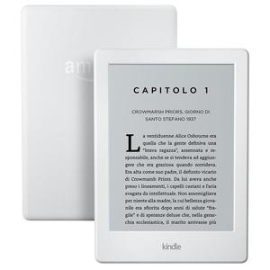 Amazon Kindle Kindle 8 Touch bez reklam (2016) biały - 2836806675