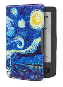 Pocketbook Etui PocketBook Art Morskie - 2852476467