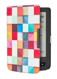Pocketbook Etui PocketBook Touch Lux 3 Art wzór - 2852476468