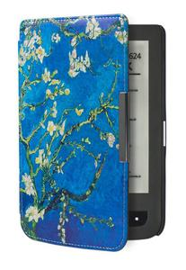 Pocketbook Etui PocketBook Art Blue - 2853145937