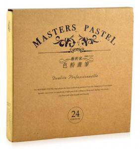 KOMPLET PASTELI SUCHYCH MARIES MASTERS 24 KOLORY - 2823968976