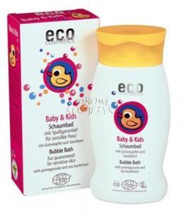 eco cosmetics - PŁYN DO KĄPIELI DLA DZIECI I NIEMOWLĄT - 2833127524